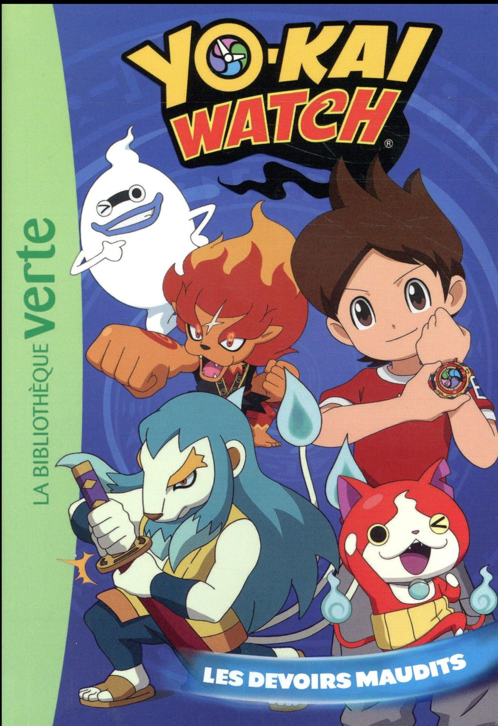 Yo-kai watch Les devoirs maudits Vol.10 Viz Media Hachette Jeunesse